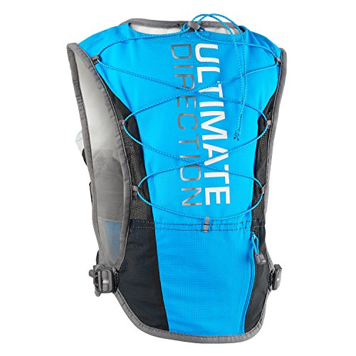 Ultimate Direction SJ Ultra Vest 3.0 Mochila de Running, Unisex Adulto, Graphite, MD