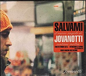 Jovanotti - Salvami cd-single