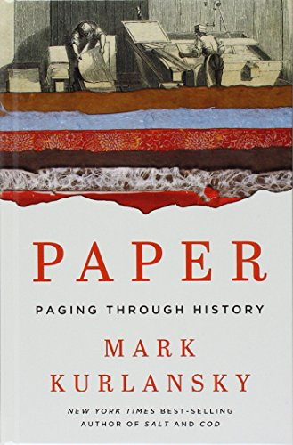 Paper: Paging Through History (Thorndike Press Large Print Popular and Narrative Nonfiction Series)