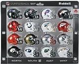 Riddell NFL AFC 16Konferenz Tasche Größe Helm Set
