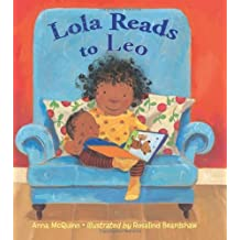 Lola Reads to Leo by McQuinn, Anna (2012) Paperback