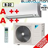 Daikin–Klimaanlage Daikin ftxp-k3259000BTU R32Neu 2017blau Evolution wifii Ready–ftxp-k325