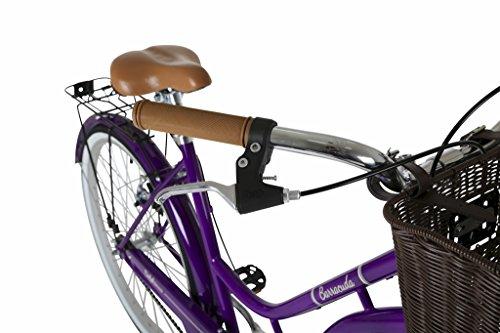 51AAfxYoywL - Barracuda Women's Delphinus Bike, Purple, Size 19