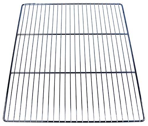 Gitterrost BxT 650x530 mm GN 2/1 Edelstahl für Kühlschrank von Electrolux, Cookmax, Amatis, Forcar