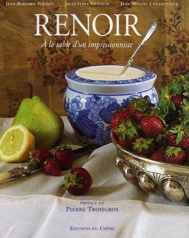 Renoir,  la table d'un impressionniste