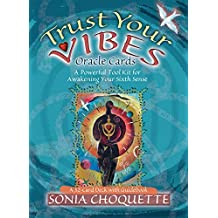 The Trust Your Vibes Oracle Deck: A Psychic Tool Kit For The Sixth Sense: A Psychic Tool Kit for Awakening Your Sixth Sense