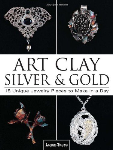 Art Clay Silver and Gold por Jackie Truty