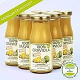 Graviola 100% Saft + Ananas-Fruchtsaft 150ml