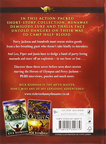 the demigod diaries heroes of olympus at shop ireland