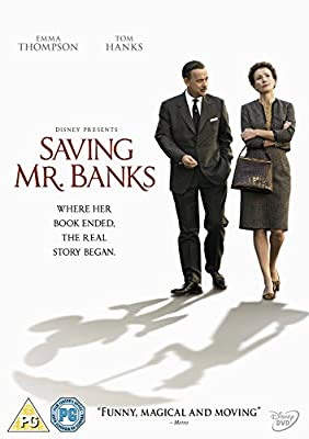 Saving Mr Banks [DVD]