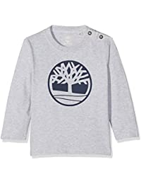 Timberland Baby Boys' manches longues T-Shirt