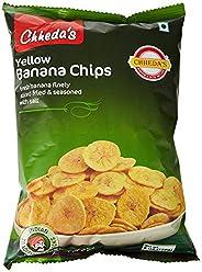 Chheda's Banana Chips, Yellow, 17