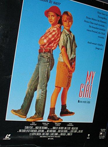 My Girl – Meine erste Liebe PAL Laserdisc LD