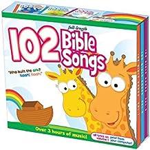 102 Bible Songs 3cd Set (Kids Can Worship Too! Music)