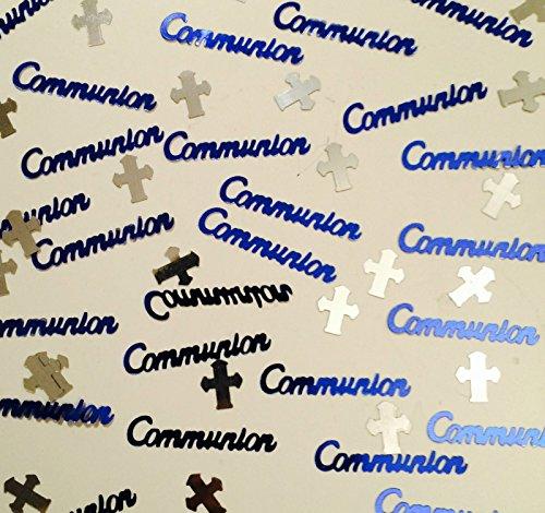blue-communion-words-with-silver-crosses-confetti