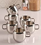 Stainless Steel Cup Set- Mayur Exports