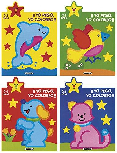 Yo Pego, Yo Coloreo - 4 Titres
