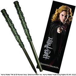 Harry Potter: conjunto de rotulador y marcador Hermione.