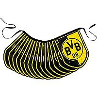Borussia Dortmund BVB 17100100 Wimpel-Girlande Schwarz/gelb 500 x 20 x 5 cm