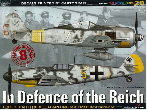 In Defence of the Reich (Top Colours) por Maciej Goralczyk