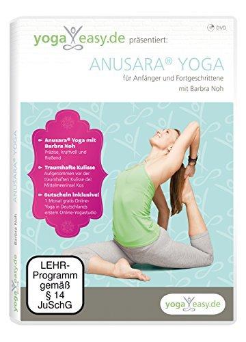 Anusara® Yoga für Anfänger und Fortgeschrittene mit Barbra Noh