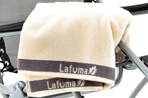 Lafuma LFM2662-2338 Frotteeauflage Relaxliegen, beige