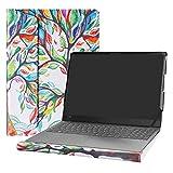 Alapmk Spécialement Conçu Protection Housses pour 14' Lenovo ideapad 330s 14 330s-14IKB Portable (Pas Compatible avec: ideapad 330s 15/120s/320/330/530s/520/110/110s Series),Love Tree