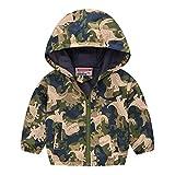 ASHOP Unisex Babykleidung, Camouflage Uniform Hoodie Kinder Langarm Mehrfarbig