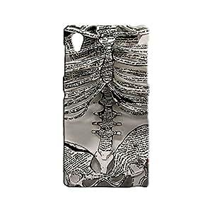 G-STAR Designer 3D Printed Back case cover for Sony Xperia Z1 - G6609