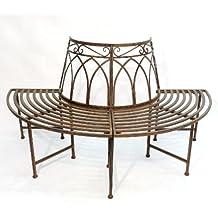 suchergebnis auf f r baumbank halbrund. Black Bedroom Furniture Sets. Home Design Ideas
