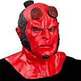 Masque de Diable HellBoy - Adulte - Taille Unique - HALLOWEEN - 186