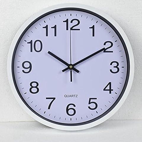 WEISHENMEN orologio al quarzo orologi camera da letto minimalista living