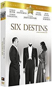 HOLLYWOOD LEGENDS - SIX DESTINS [Edizione: Francia]