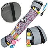 from Unbekannt Gift Wrap Storage Bag Organiser Xmas Christmas Birthday Wrapping Paper Tidy