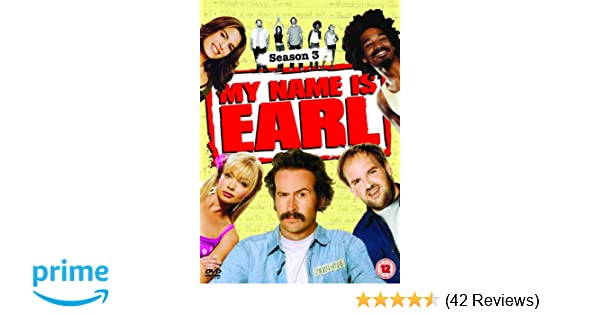 MY NAME IS EARL POSTER NEW FUNNY CAST GROUP SHOT