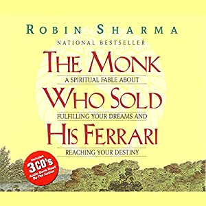 The Monk Who Sold His Ferrari (Audio Download): Amazon.co.uk: Robin