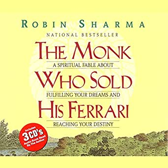 The Monk Who Sold His Ferrari (Audio Download): Amazon co uk