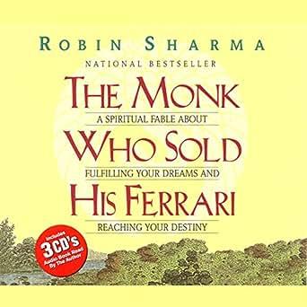 the monk who sold his ferrari full book pdf