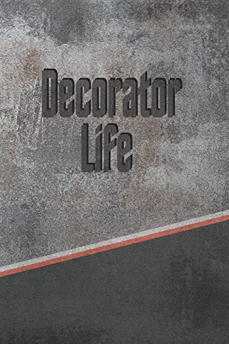 Decorator Life: Weekly Meal Planner Track And Plan Your Meals 52 Week Food Planner / Diary / Log / Journal / Calendar Meal Prep And Planning Grocery List Fruit Decorator