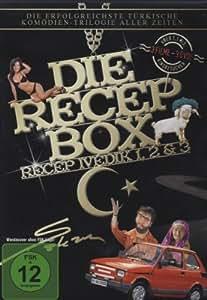 Die Recep Box - Recep Ivedik 1, 2 & 3 [3 DVDs]