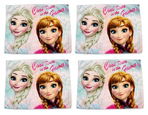 Lot de 4 Disney Frozen Gants 40 x 31 cm