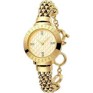 Reloj Solo Tiempo para Mujer Just Cavalli Animals Trendy Cod. jc1l048m0035