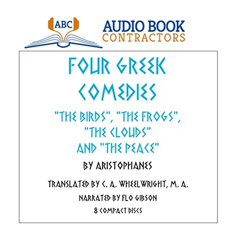 four-greek-comedies-the-birds-the-frogs-the-clouds-and-the-peace-classic-books-on-cds-collection