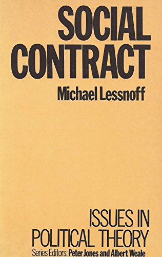 Social Contract (Issues in political theory)