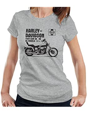 Haynes Owners Workshop Manual 2478 Harley Davidson Twin Cam 88 ND Women's T-Shirt