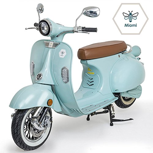 Bumblebee Bikes Miami Classic Electric Moped, used for sale  Delivered anywhere in UK