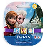 Best Disney Friends For 3 Bracelets - Elsa, Anna, and Olaf Disney Frozen Interchangeable Charms Review