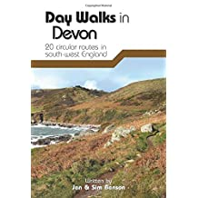 Day Walks in Devon: 20 Circular Routes in South-West England