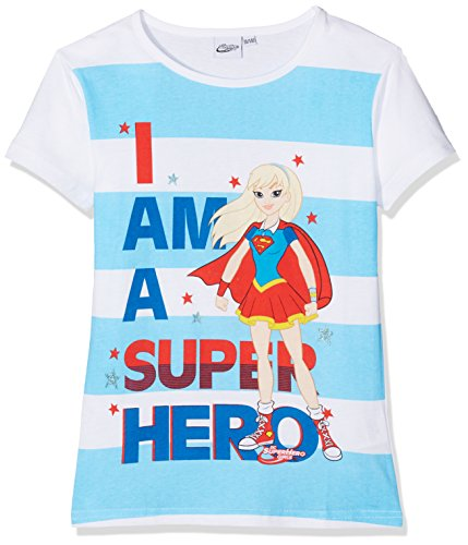DC Super Hero Girls Girl's T-Shirt