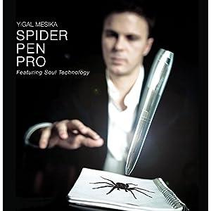 Spider Pen Pro (Gimmick + DVD) – Yigal Mesika